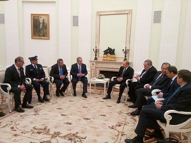 МИД РФ: Нетаниягу посетит Россию в июне
