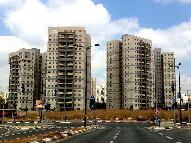 ЦСБ сообщает о росте цен на израильском рынке жилья