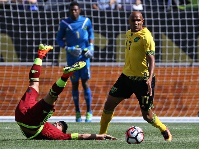 Кубок Америки: в большинстве сборная Венесуэлы победила команду Ямайки