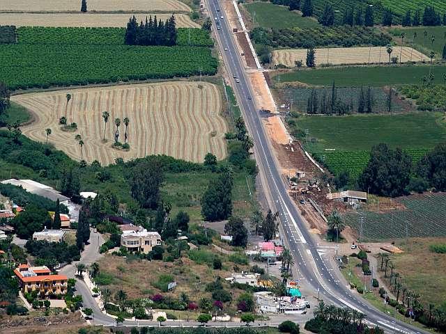 Началось строительство 4 развязок на шоссе 77