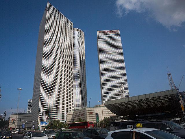 Перебои в подаче электричества в центре Тель-Авива