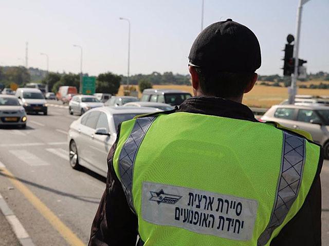 5-я трасса перекрыта в районе границы с ПА из-за арабов-нарушителей