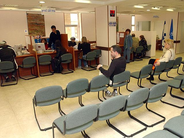 Забастовка в службе трудоустройства, прекращен прием посетителей