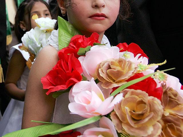 Браки детей в египте с 12 лет