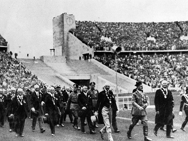 the corruption of 1936 germany olympics essay