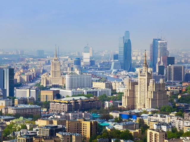 В Москве продается самая многокомнатная квартира на российском рынке