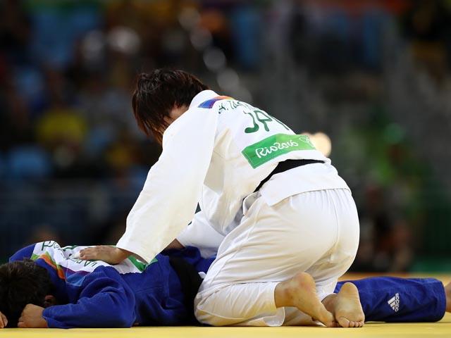 Дзюдо: золотую медаль завоевала японка