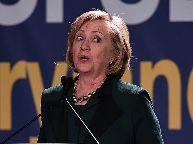 Хиллари Клинтон //Фото: Getty Images
