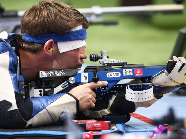 Стрельба: немец установил олимпийский рекорд финалов. Россиянин завоевал бронзу