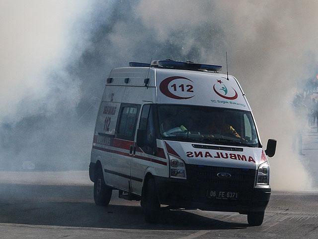 Взрыв прогремел рядом с международным аэропортом Ататюрк в Стамбуле