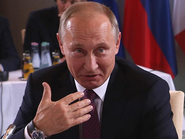 Трамп поздравления путина