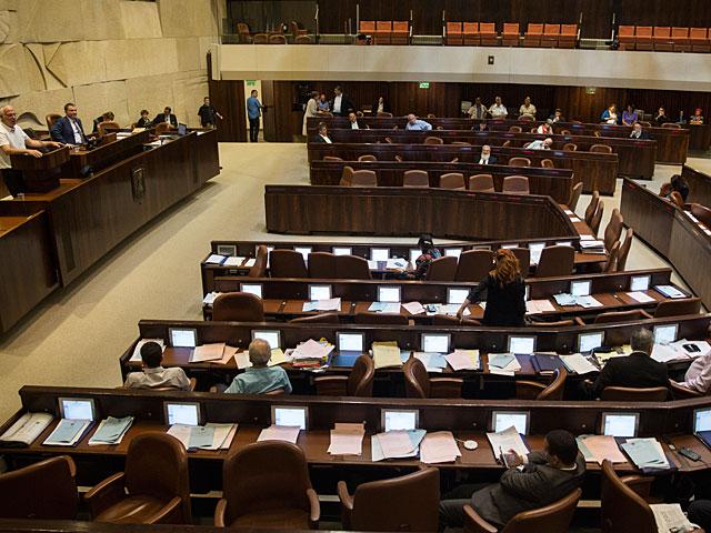 Кнессет утвердил госбюджет и закон о госрегулировании 2017-2018