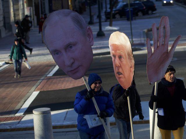The Washington Post: российские политики праздновали победу Трампа