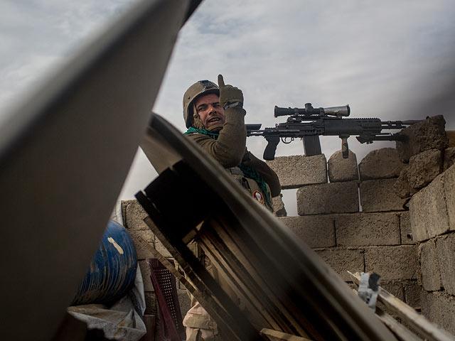 Битва за Мосул: иракская армия вышла к Тигру