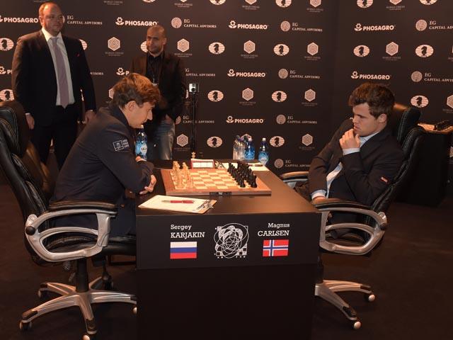 Сергей Карякин отказался от участия в Гран-при ФИДЕ