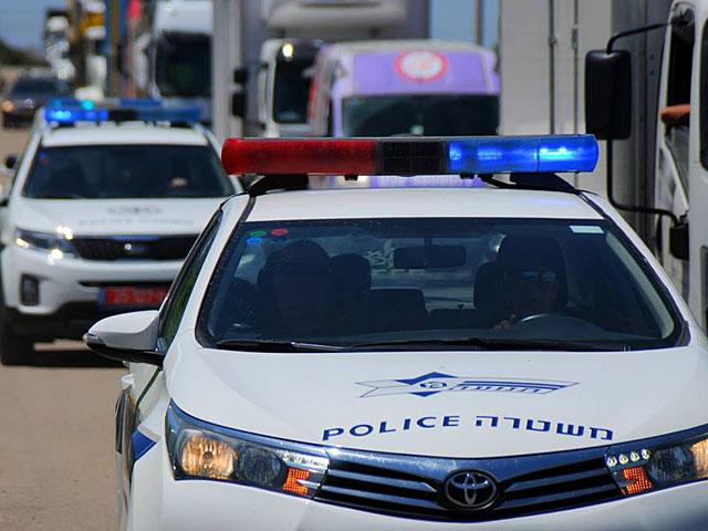 Полиция проводит учения в Тель-Авиве