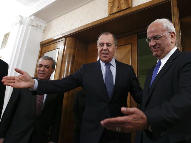Главный террорист планеты собрал в Москве съезд палестинских террористов