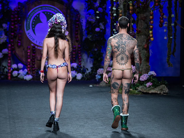 Madrid Fashion Week: от Евы до пиратов. Фоторепортаж(50 ФОТО)