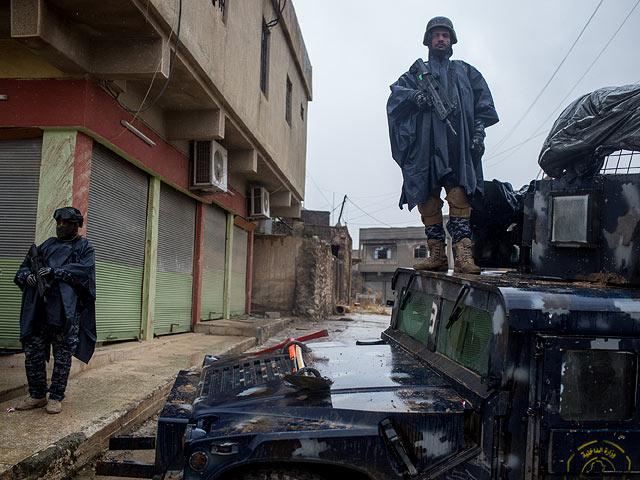 Иракская армия сообщила об освобождении аэропорта Мосула