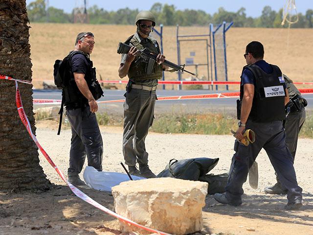 Террористы осуществили ракетный обстрел территории Израиля из сектора Газы