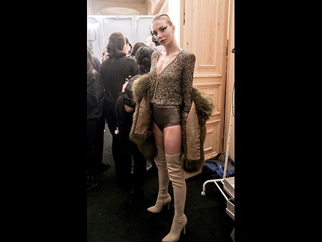 Неделя моды в Стамбуле началась с показа интимной коллекции. Фоторепортаж(30 ФОТО)