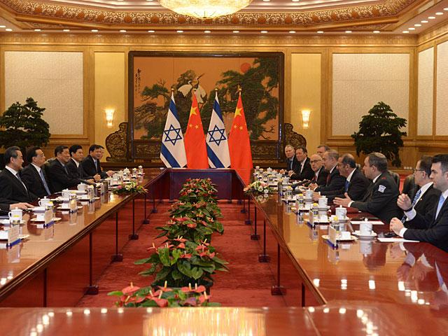 Израиль подписал договор об организованном ввозе строителей из Китая
