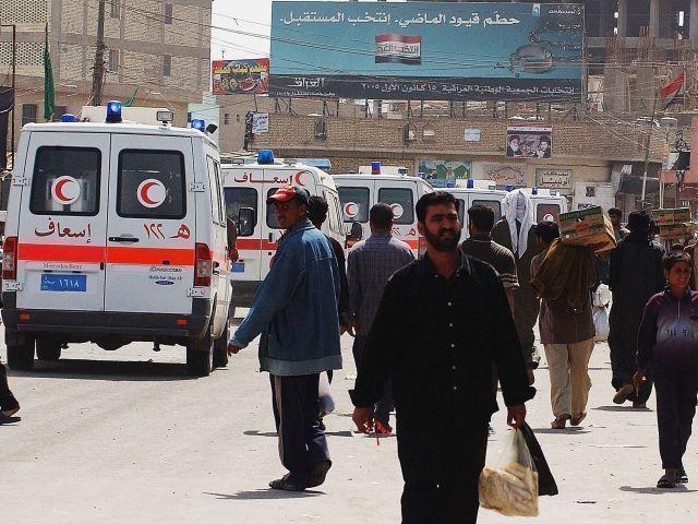 Теракт в Багдаде: погибли 23 человека, 45 раненых