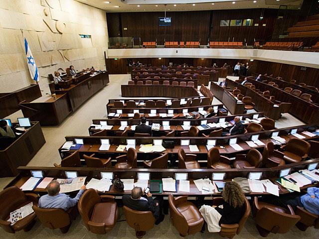 """""""Одна страна, один закон"""": Кнессет ужесточил меры по борьбе с незаконным строительством"""