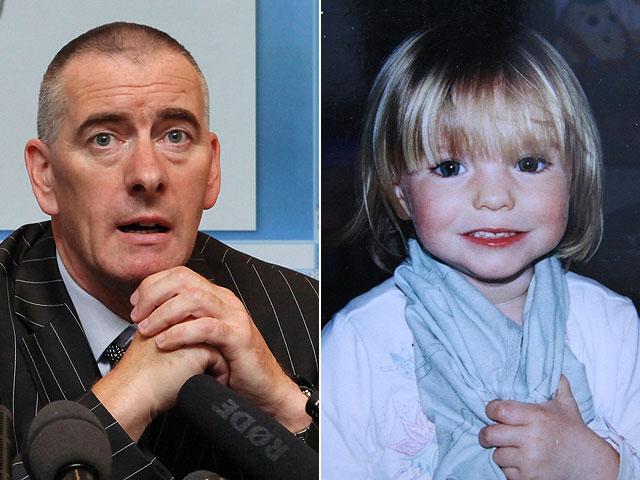 """Детектив Дейв Эдгар , который посвятил три года жизни расследованию исчезновения британской девочки Мадлен Маккен, уверен, что она """"спрятана на виду"""""""