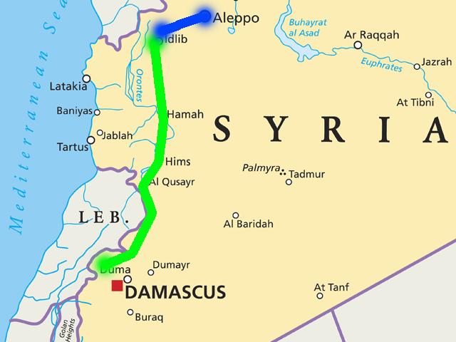 На севере Сирии взорван автобус, перевозивший беженцев