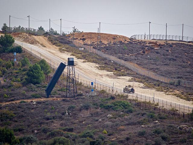 """""""Хизбалла"""" организовала экскурсию для журналистов на границе с Израилем"""