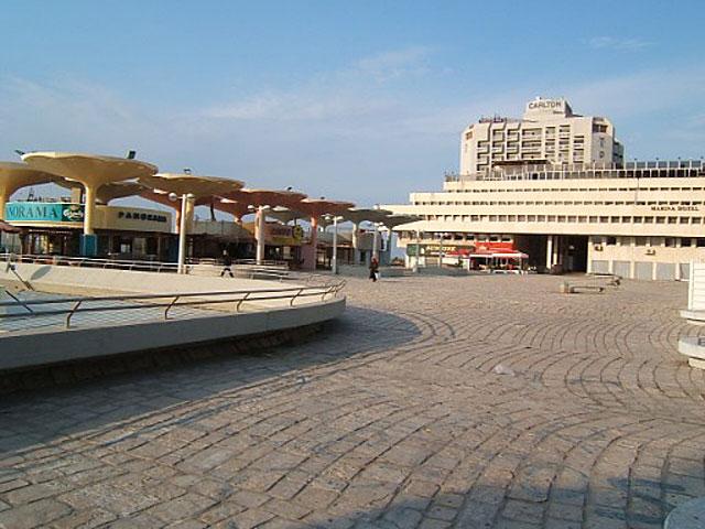 Тель-Авив лишится еще одного символа: начинается реконструкция площади Атарим