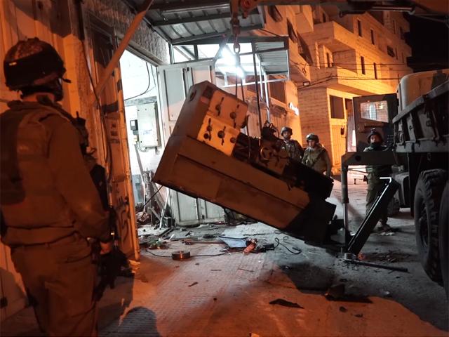 Палестино-израильский конфликт: хронология событий, 21 апреля