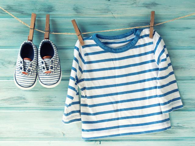 Пошлина на одежду для младенцев и обувь будет снижена в конце мая