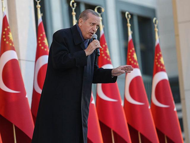 Реджеп Тайип Эрдоган, 17 апреля 2017 года