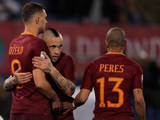 """""""Палермо"""" вылетел. Матч в Риме: 10 голов и одна красная карточка"""