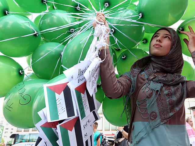 "На выборах в Бир-Зейте ХАМАС победил ""Блок шахида Арафата"""