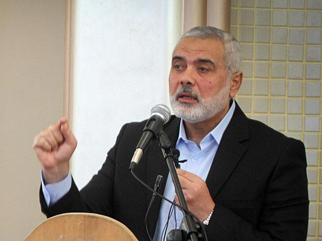 "Ханийя: ""Арестован израильский агент, убивший Мазена Фукаху"""