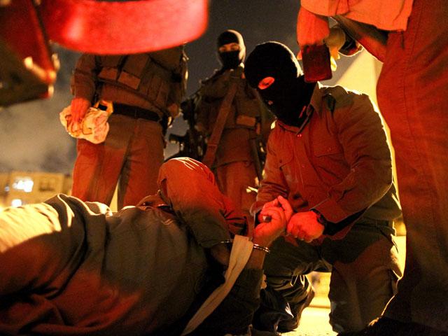 Палестино-израильский конфликт: хронология событий, 19 апреля