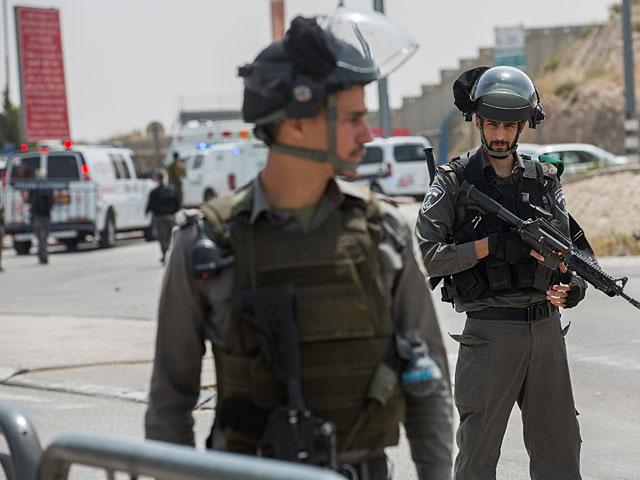 Четверо арабов из сектора Газы попытались проникнуть на территорию Израиля