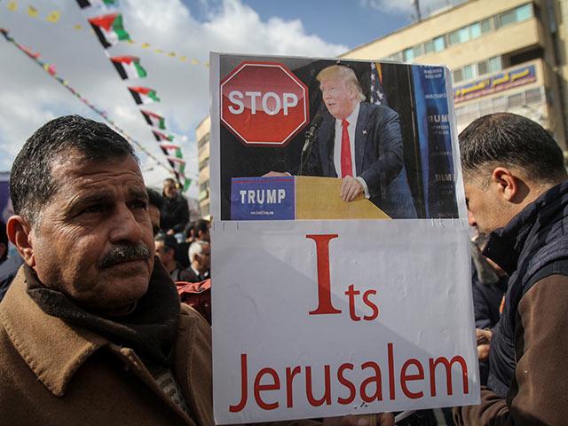 Арабский сектор будет бастовать в Израиле в день прибытия Трампа