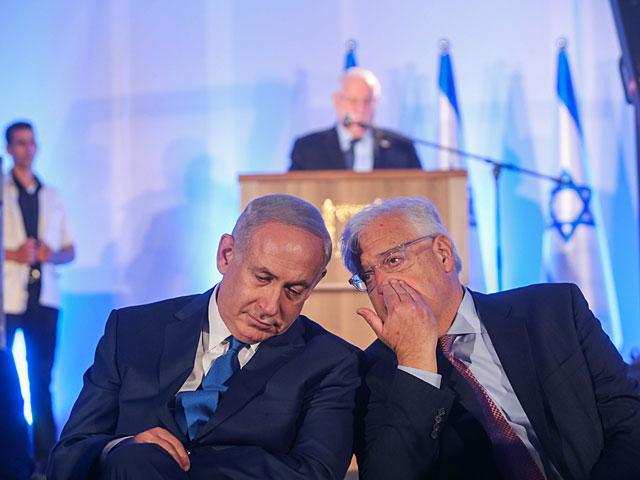 На церемонии, состоявшейся в Иерусалиме, присутствовал новый посол США в Израиле Дэвид Фридман