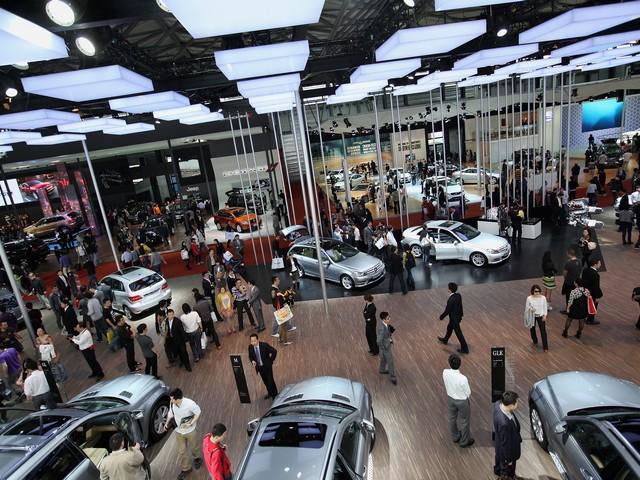 В Шанхае открылась Международная выставка автомобильной индустрии
