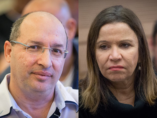 Ави Нисанкорен и Шели Яхимович