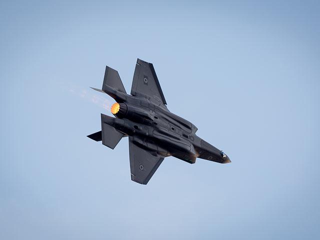 Израиль обратился к США по вопросу закупки ещё 17 истребителей F-35I