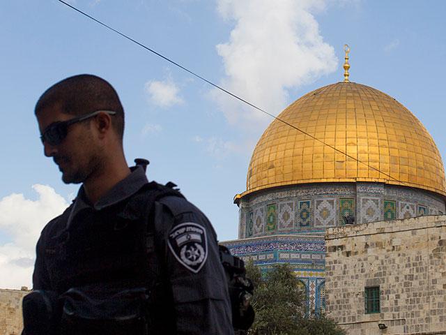 Беспорядки на Храмовой горе, задержаны двое арабов