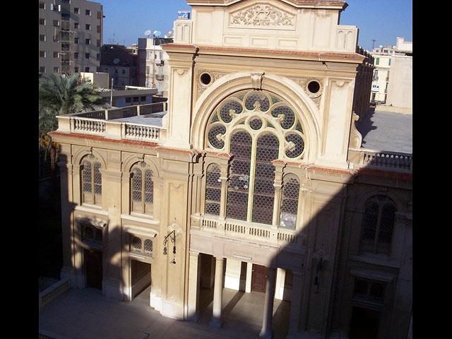 Синагога пророка Элиягу