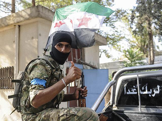 Нарушено перемирие в Сирии, оппозиция заявила, что сбила самолет