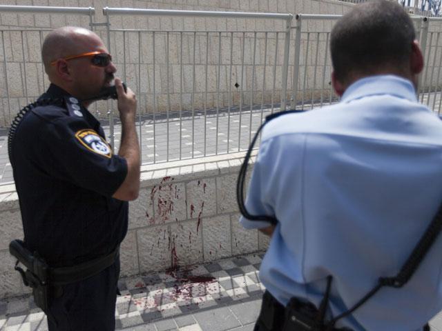 Поножовщина в Димоне: ранен мужчина