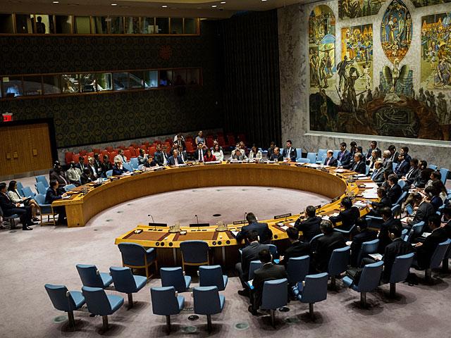 Израильтянин, ослепший в результате теракта, выступил на заседании СБ ООН